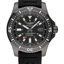 Breitling Superocean 44 Сталь 44mm Чёрный