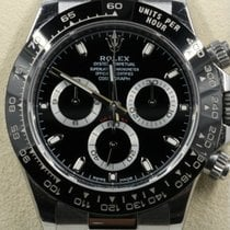 Rolex Steel Daytona 116500 Black Dial Ceramic Bezel 2017 Model