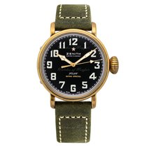 Zenith Pilot Type 20 Extra Special Bronze 40mm Black