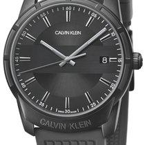 ck Calvin Klein Steel 42mm Quartz K8R114D1 new