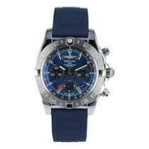 Breitling Chronomat 44 GMT Blue Dial