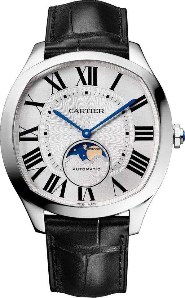 9abeddcd293 Cartier Drive de Cartier - all prices for Cartier Drive de Cartier watches  on Chrono24