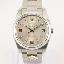 Rolex Gents Air-King Domino's 114200 Steel 34mm. With Box &...
