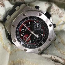 Audemars Piguet Steel 44mm Automatic 26040ST.OO.D002CA.01 pre-owned Singapore, Reflection At Keppel Bay