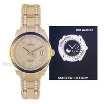 Rolex Pearlmaster Yellow gold 39mm Roman numerals