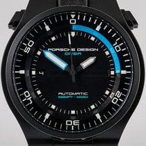 Porsche Design Diver 6780.45.43.1218 2016 pre-owned