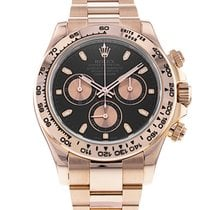 Rolex 116505 Ouro rosa Daytona 40mm