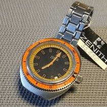 Zenith Sub Diver Professional 1000m A3637 Automatic Vintage Watch