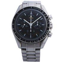 Omega Speedmaster Professional Moonwatch Acero 42mm Negro Sin cifras