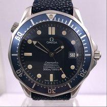 Omega 2551.80.00 Staal 1980 Seamaster Diver 300 M 47mm tweedehands