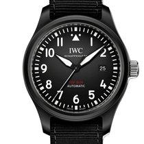 IWC Pilot Mark Керамика 41mm Чёрный