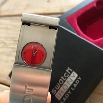 Swatch Staal 68mm Quartz 7610522166561 nieuw Nederland, Hilversum