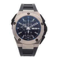IWC Ingenieur Double Chronograph Titanium Titanium 45mm Black No numerals United States of America, Pennsylvania, Bala Cynwyd