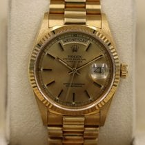 Rolex Day-Date 36 Yellow gold 36mm No numerals United States of America, Tennesse, Nashville