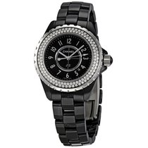 Chanel Ceramic 33mm Quartz H0949 pre-owned United States of America, New York, Scarsdale