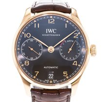 IWC Rose gold 42mm Automatic IW5007-02 pre-owned