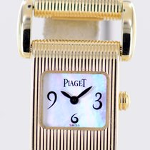 Piaget Yellow gold 17mm Quartz 5221 pre-owned