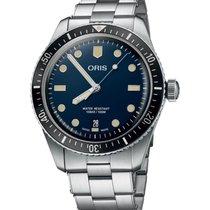 Oris Steel 40mm Automatic 01 733 7707 4055-07 8 20 18 new