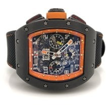 Richard Mille RM 011 RM11 2015 pre-owned