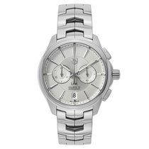 TAG Heuer Link Calibre 18 Steel 40mm Silver United States of America, Florida, Sarasota