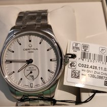 Certina Acier 40mm Remontage automatique C022.428.22.031.00 nouveau France, cugand