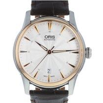 Oris Artelier Date 01 733 7670 6351-071 21 new