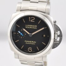 Panerai Luminor Marina 1950 3 Days Automatic Steel 42mm Black Arabic numerals United States of America, Ohio, Mason