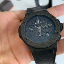Hublot Ceramic 44mm Automatic 311.CQ.1110.VR.FDK15 pre-owned Thailand, Koh Samui