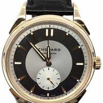 Chopard L.U.C Rose gold 39mm Black No numerals United States of America, Florida, Naples