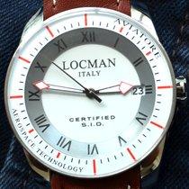 Locman nieuw Quartz 44mm Titanium Saffierglas