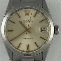 Rolex 6466 Steel 1966 Oyster Precision 30mm new United States of America, California, Woodland Hills. We accept cryptocurrency