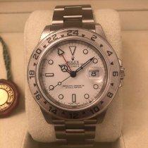 Rolex Explorer II neu 2011 Automatik Uhr mit Original-Box und Original-Papieren 16570