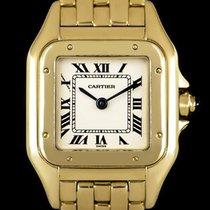 Cartier Yellow gold 22mm Quartz W25022B9 pre-owned