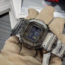 Casio G-Shock GMWB5000TCM-1CR New Titanium 43.2mm Quartz