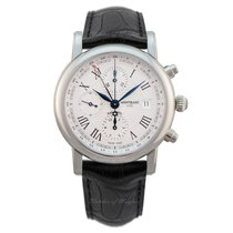 Montblanc Star 107113 New Steel 42mm Automatic