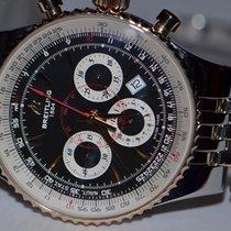 Breitling Navitimer Chrono Montbrillant Legende 47 18K Gold...