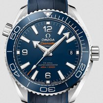 Omega 215.33.40.20.03.001 Сталь 2019 Seamaster Planet Ocean 39.5mm новые