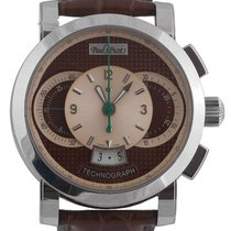 Paul Picot Technograph Stainless Steel Automatic