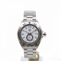TAG Heuer Formula 1 Calibre 6 Steel 43mm White