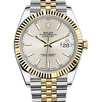 Rolex Datejust Steel and Yellow Gold 41 mm Ref. 126333-0002