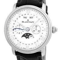 "Blancpain ""Villeret Chronographe Monopoussoir"" Chronograph..."