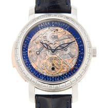 Patek Philippe Grand Complications 950 Platinum Transparent...