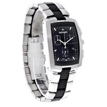 Movado Eliro Chronograph Mens Swiss Quartz Dress Watch 0605773