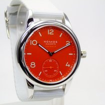 NOMOS Steel 37mm Automatic 743 new