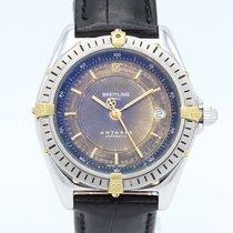 Breitling Antares 37mm Blue No numerals
