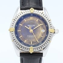 Breitling Antares 37mm Blue No numerals