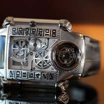 Christophe Claret 40.8mm Automatic new Black