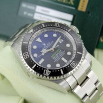 Rolex Sea-Dweller  Deepsea D Blue James Cameron
