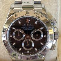 Rolex Daytona pre-owned Steel
