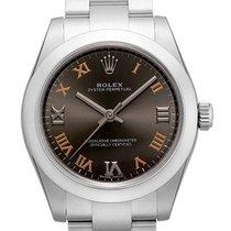 Rolex Oyster Perpetual 31 Stahl 31mm Grau Römisch Deutschland, Bietigheim-Bissingen